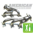 Pypes Polished 304 Stainless Steel Shorty Headers ('05-'10 V6) - Installation Instructions