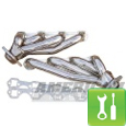 Pypes Polished 304 Stainless Steel Shorty Headers ('87-'93 5.0L) - Installation Instructions
