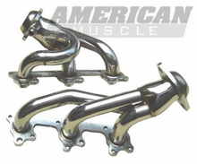 Pypes Polished Shorty Headers (05-10 V6)