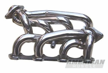 Pypes Polished Shorty Headers (94-95 GT)