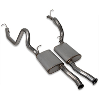 Pypes Violator Catback Exhaust (87-93 GT)