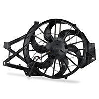 Radiator Fan Assembly (01-04 GT, Mach 1, Cobra)
