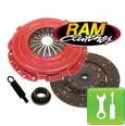 RAM HDX Clutch - Installation Instructions