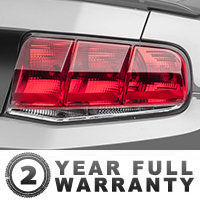 Raxiom Aero Tail Lights (10-12 All)