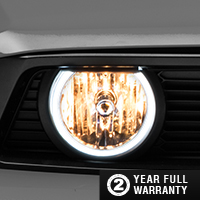 Raxiom Chrome Halo Fog Lights (05-12 GT)