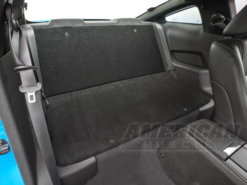 Question For Those With Rear Seat Delete Kit The Mustang