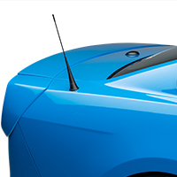 Xenon Rear Spoiler - Unpainted (10-14 All)