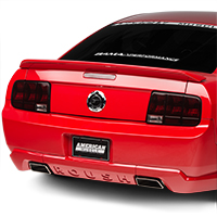 Roush Rear Valance - Unpainted (05-09 GT)