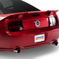 Roush Rear Wing Spoiler - Unpainted (05-09 All)