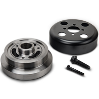 Roush Underdrive Pulleys (05-10 GT)