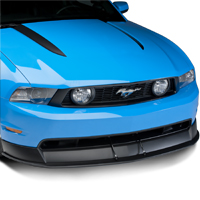 RTR Front Chin Spoiler with Splitter (10-12 GT)
