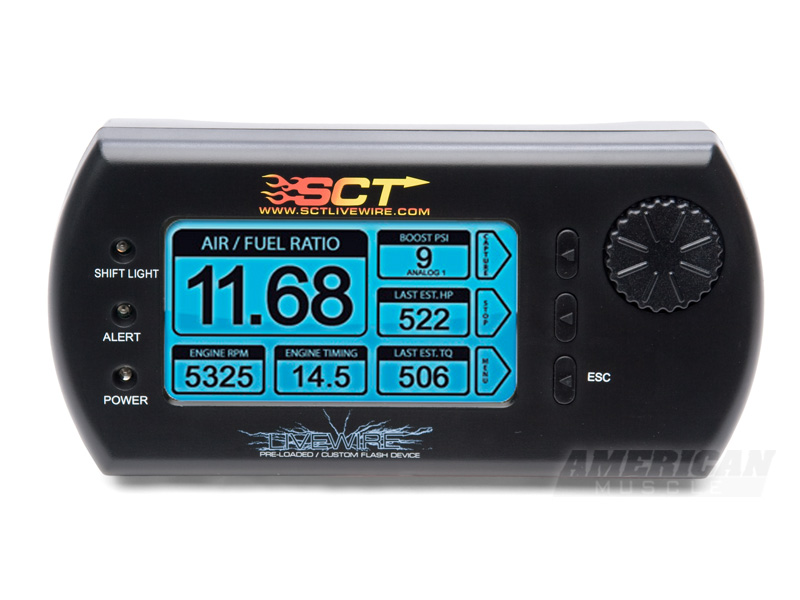 Sct Mustang Livewire Strategy Tuner 9600 96 10 All