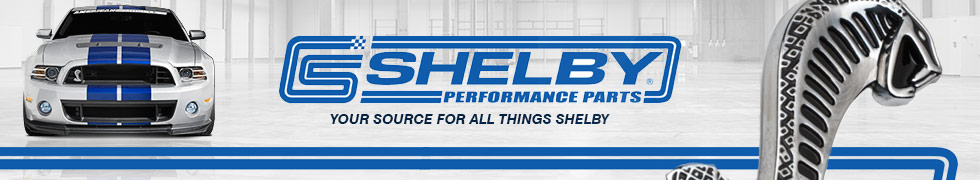 Shelby Performance Mustang Parts