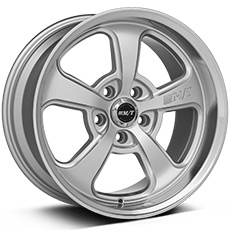 Silver Mickey Thompson SC-5 Wheels (1999-2004)