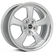 Silver Mickey Thompson SC-5 Wheels (2010-2014)