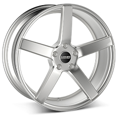 Silver MMD 551C Wheels (2010-2014)