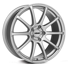 Silver MMD Axim Wheels (2010-2014)
