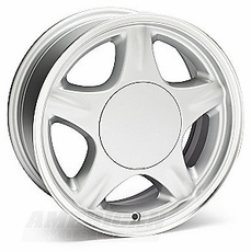 Silver Pony Wheels (79-93)