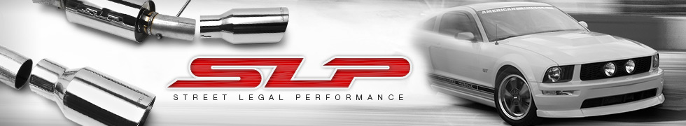SLP Mustang Exhaust Kits
