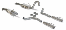 SLP Power-Flo Catback Exhaust (99-04 GT, Mach 1)