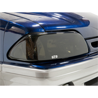 Smoked Headlight Covers (87-93 All)