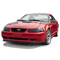 Smoked Headlight Covers (99-04 All)