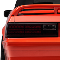 Smoked LED Tail Lights (87-93 All)
