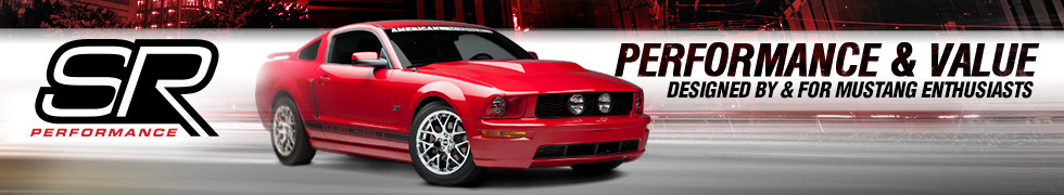 SR Performance Mustang Parts