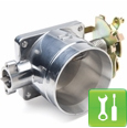 Stack Racing Polished Throttle Body (96-04 GT) - Installation Instructions