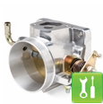 Stack Racing Throttle Body (86-93 5.0L) - Installation Instructions