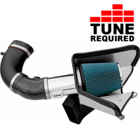 Steeda test Cold Air Intake (10 GT)