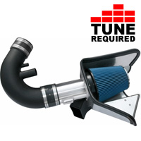 Steeda Cold Air Intake - Manual (11-14 GT)