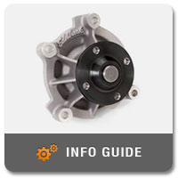 Steeda's Guide to 4.6L Water Pump Pulley Identification