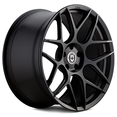 Tarmac Black HRE Flowform FF01 Wheels (2010-2014)
