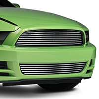 Modern Billet Upper & Lower Grille Combo - SAVE $25
