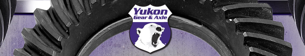 Yukon Mustang Gears and Axles