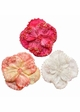 2.5 Velvet and Sequin Beaded Flower Hair Clips (in 25 colors)  inset 2