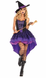 2-Piece Broomstick Babe Costume