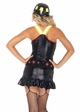 2-Piece Hot Spot Honey Light-Up Costume inset 1