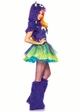 2-Piece Purple Posh Monster Furry Costume inset 3