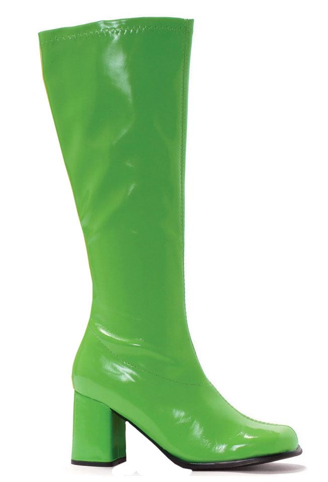 Find green patent leather shoes from a vast selection of