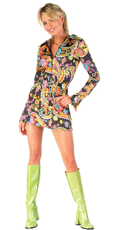 3 Quot Gogo Boots In Lime Green Vinyl Patent Leather