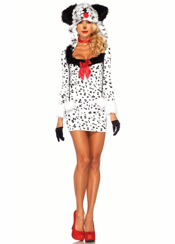 Dotty Dalmatian Puppy Halloween Costume