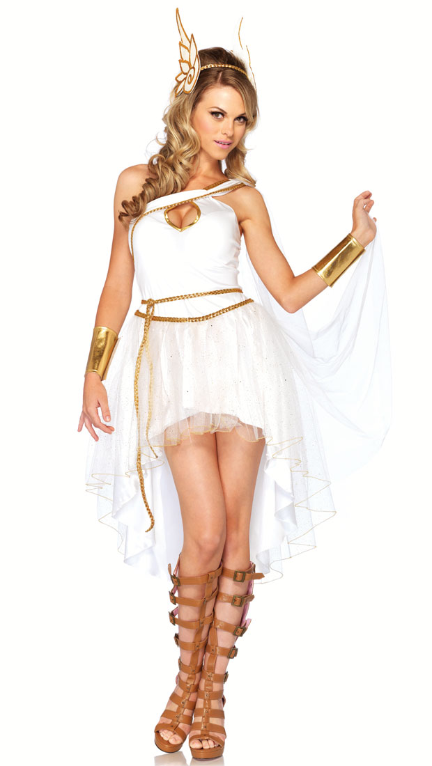 3-Piece Goddess Hermes Costume