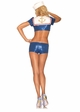 3-Piece Sequin Sailor Costume inset 1