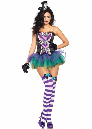 Tempting Mad Hatter Halloween Costume