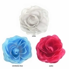 "4"" Deluxe Rose Hair Clip (available in 30 colors)"