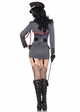 4-Piece General Punishment Costume inset 1