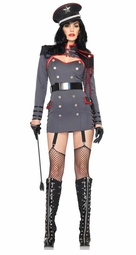 4-Piece General Punishment Costume