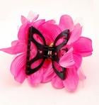 "5"" Flower Jaw Hair Clip"